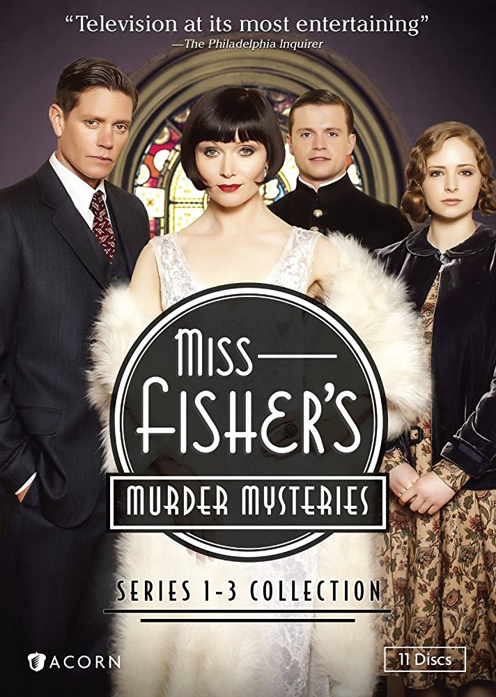 Watch Series Miss Fishers Murder Mysterie Season 1
