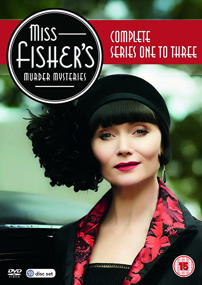 Watch Series Miss Fishers Murder Mysteries Season 2