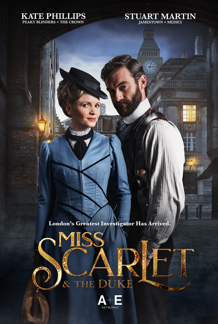 Miss Scarlet and the Duke Season 1 123Movies
