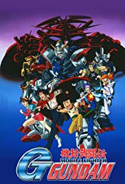 Watch Series Mobile Fighter G Gundam Season 1