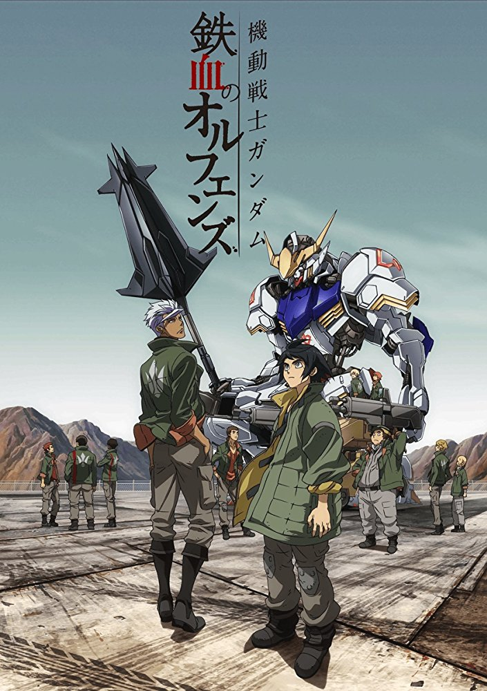 Mobile Suit Gundam Iron-Blooded Orphans Season 1 123Movies
