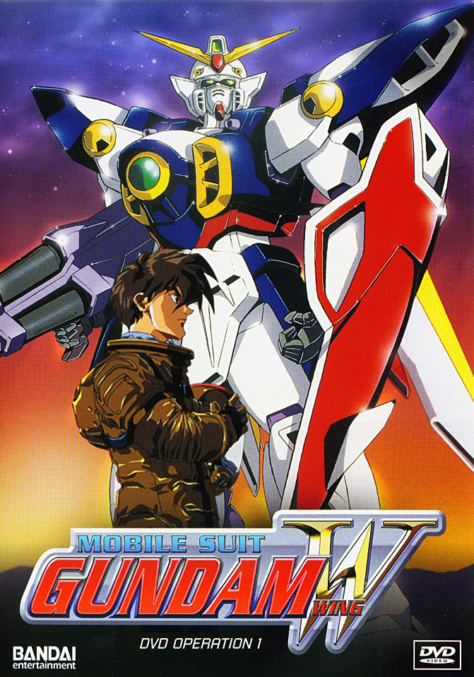 Watch Series Mobile Suit Gundam Wing Season 1