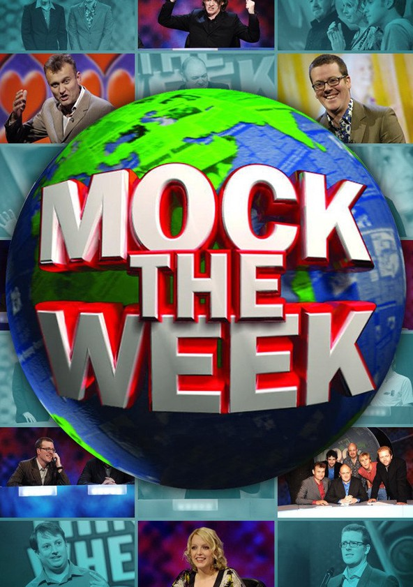 Mock The Week Season 18  123streams