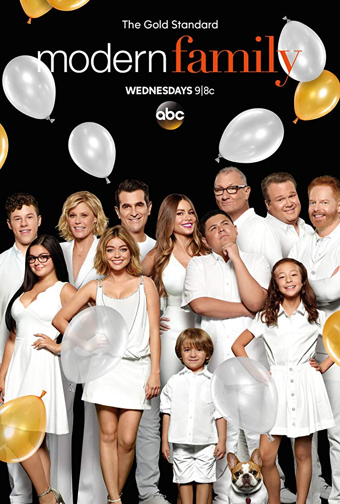 Watch Series Modern Family Season 10