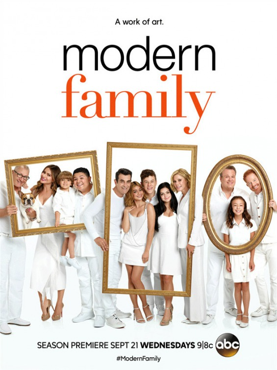 Watch Series Modern Family Season 8