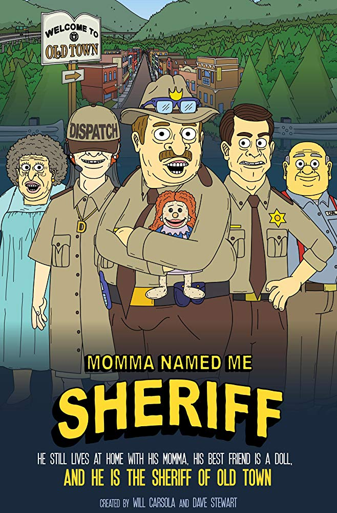 Momma Named Me Sheriff Season 1 123Movies