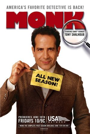 Monk Season 1 123Movies