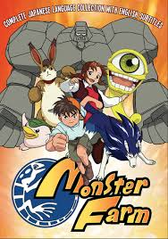 Watch Series Monster Farm  Season 1