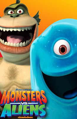 Monsters vs Aliens Season 1 123Movies