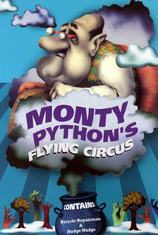 Watch Series Monty Pythons Flying Circus Season 4