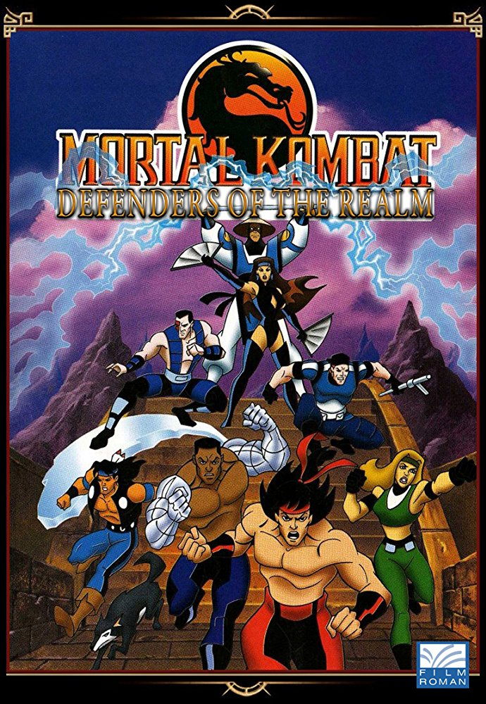 Mortal Kombat Defenders of the Realm Season 1 funtvshow