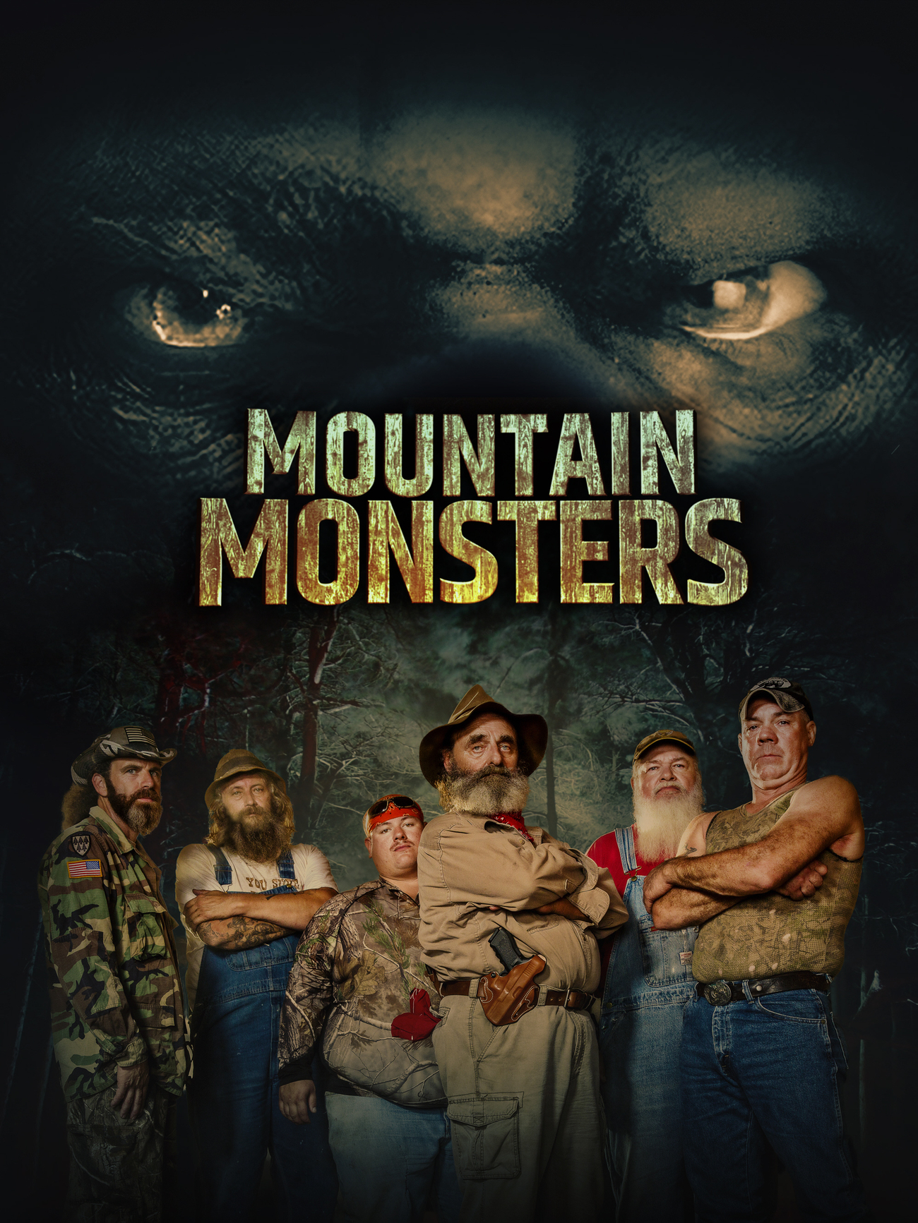 Watch Series Mountain Monsters Season 6