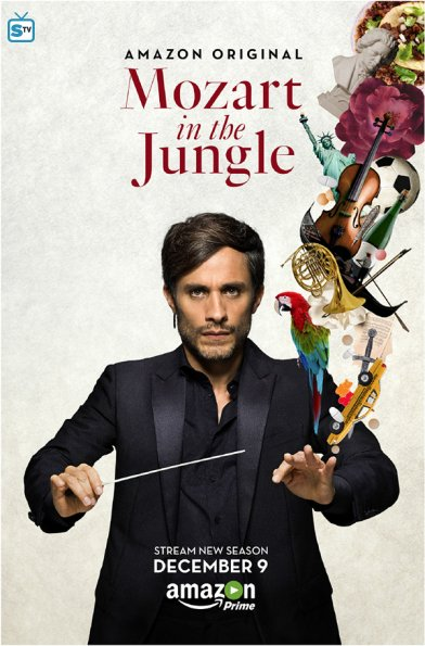 Mozart In The Jungle Season 3 123Movies