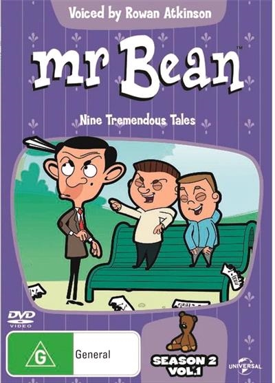 Mr Bean The Animated Series Season 2 123Movies