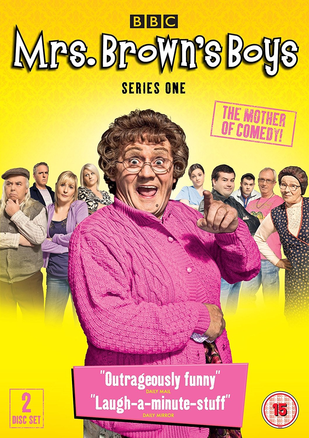 Watch Series Mrs Browns Boys The Original Series Season 1