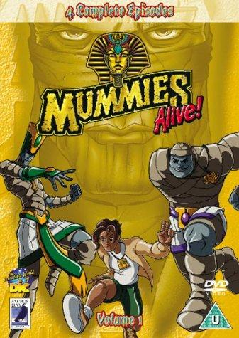 Mummies Alive  Season 1 123Movies