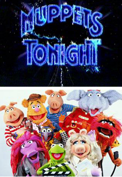 Muppets Tonight Season 2 123Movies