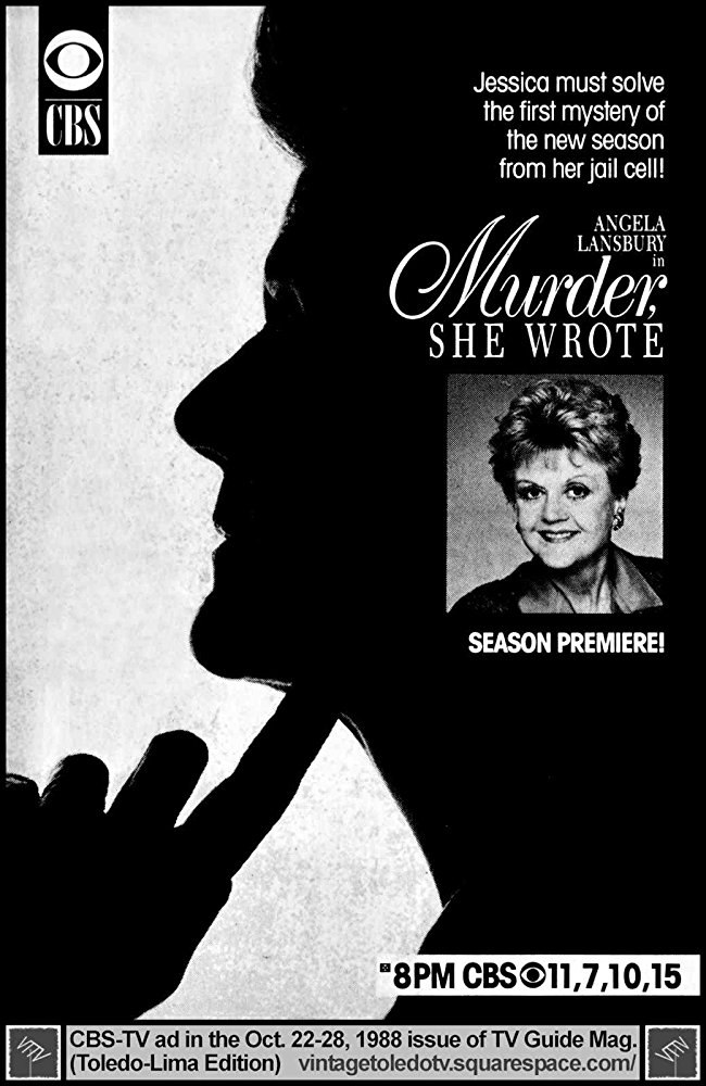 Murder, She Wrote Season 7 123Movies