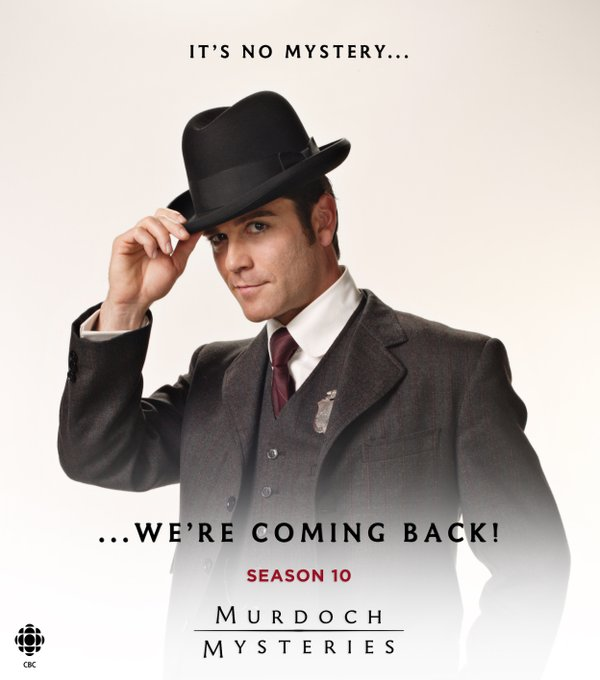 Murdoch Mysteries Season 10 123streams