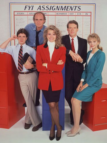 Murphy Brown Season 6 funtvshow