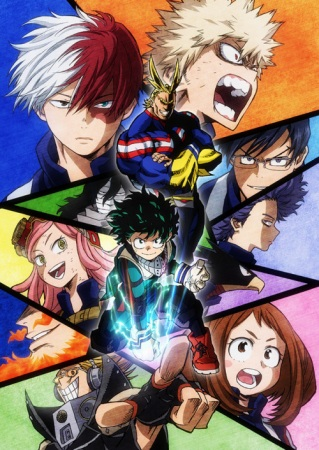 My Hero Academia Season 2 123Movies