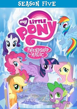 Watch Series My Little Pony Friendship Is Magic Season 5