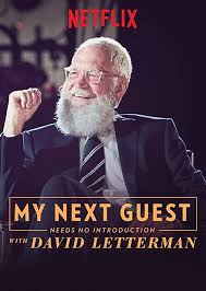 My Next Guest Needs No Introduction with David Letterman Season 2 123Movies