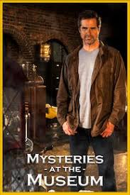 Mysteries at the Museum Season 22 123streams