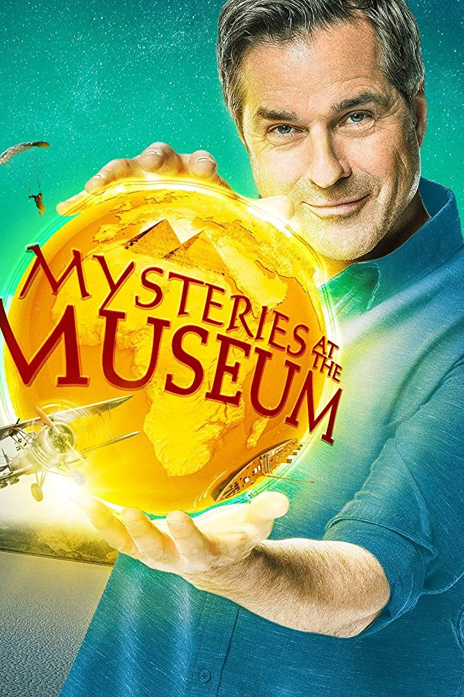 Mysteries at the Museum Season 23