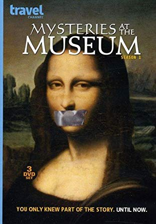 Mysteries at the Museum Season 7