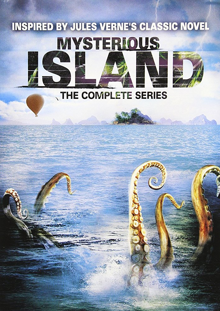 Watch Series Mysterious Island Season 1