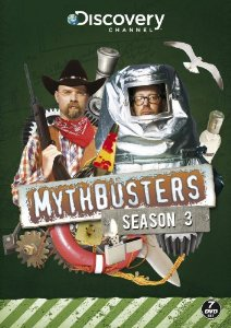 MythBusters Season 3 123Movies