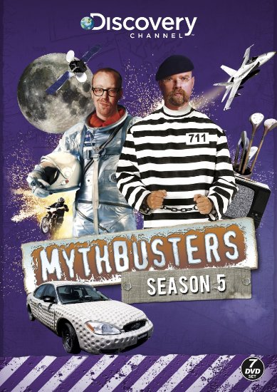MythBusters Season 5 123Movies