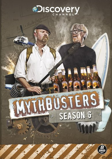 Watch Series MythBusters Season 6