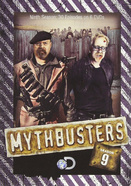 MythBusters Season 9 123Movies