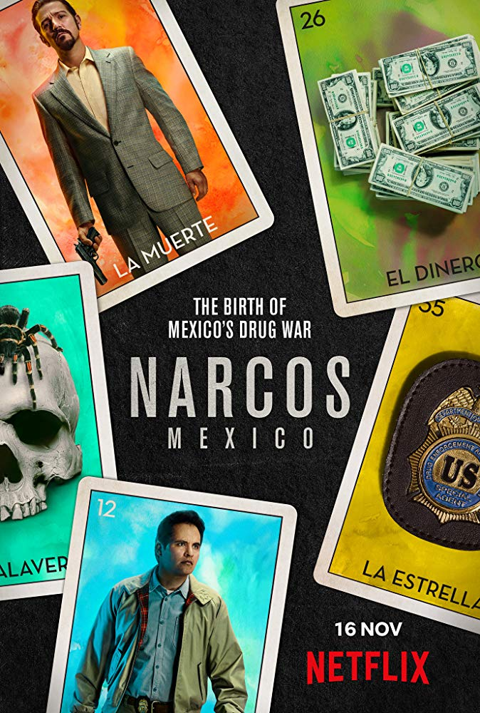 Narcos Mexico Season 1  123Movies