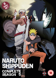Watch Series Naruto Shippuden Season 5