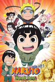 Naruto Spin-Off Rock Lee & His Ninja Pals Season 1 123Movies
