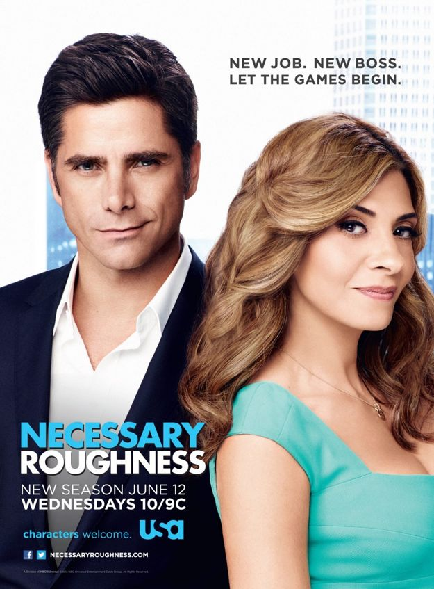 Necessary Roughness Season 3 123Movies