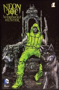Neon Joe Werewolf Hunter Season 1 123Movies