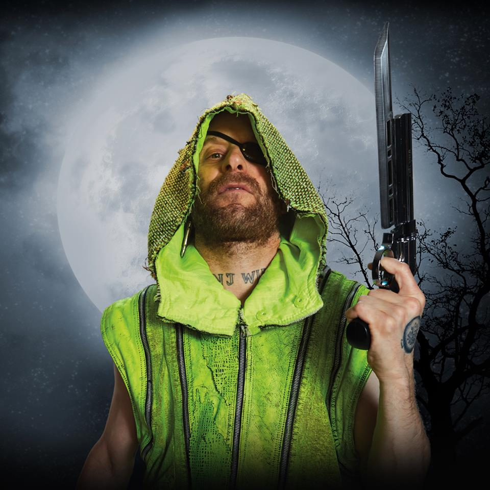Neon Joe, Werewolf Hunter Season 2 123Movies