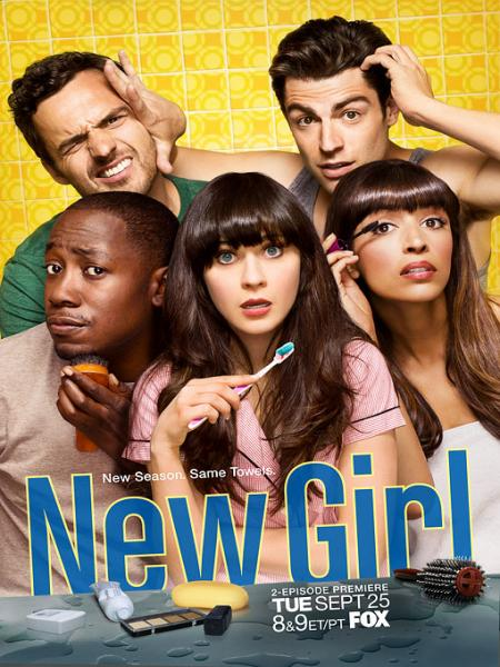 Watch Series New Girl Season 2