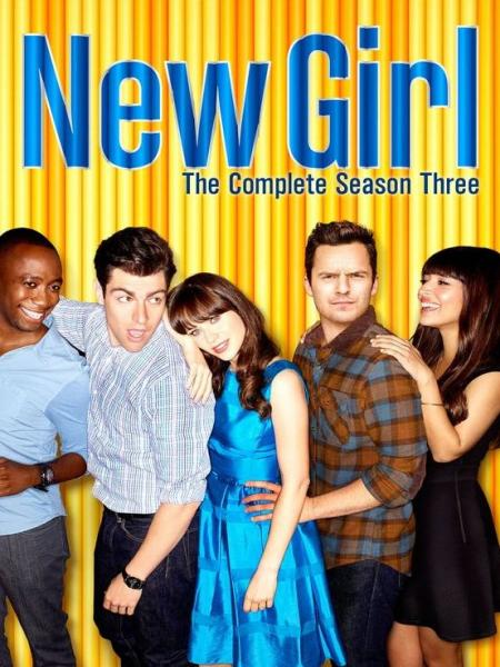 Watch Series New Girl Season 3