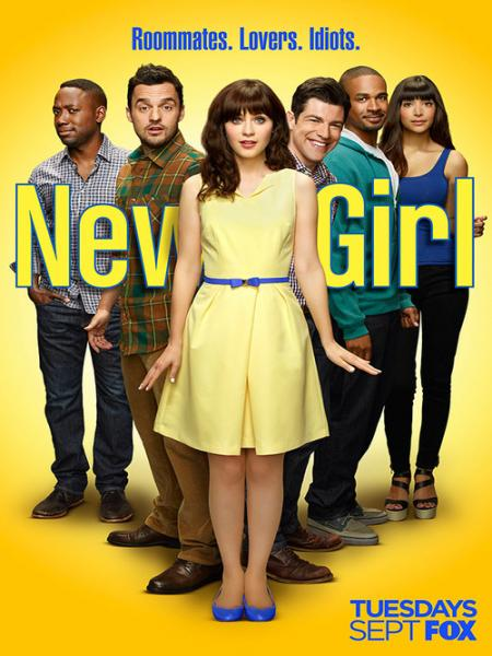 Watch Series New Girl Season 4
