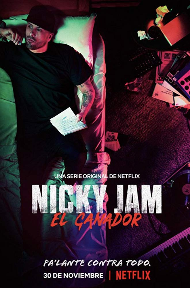 Nicky Jam El Ganado Season 1 123Movies