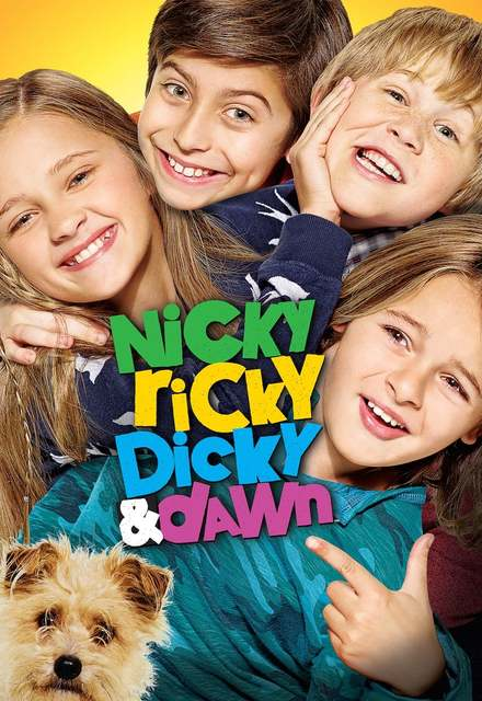 Nicky Ricky Dicky and Dawn Season 1 123Movies