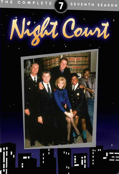 Night Court Season 7 123streams