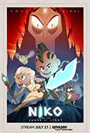 Niko and the Sword of Light Season 2 123Movies