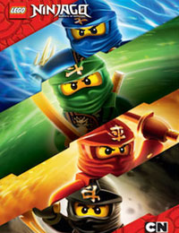 Watch Series Ninjago Masters of Spinjitzu Season 4