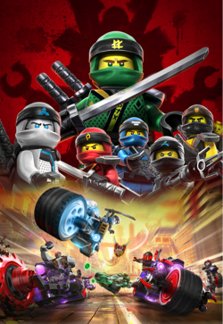 Watch Series Ninjago Masters of Spinjitzu Season 8